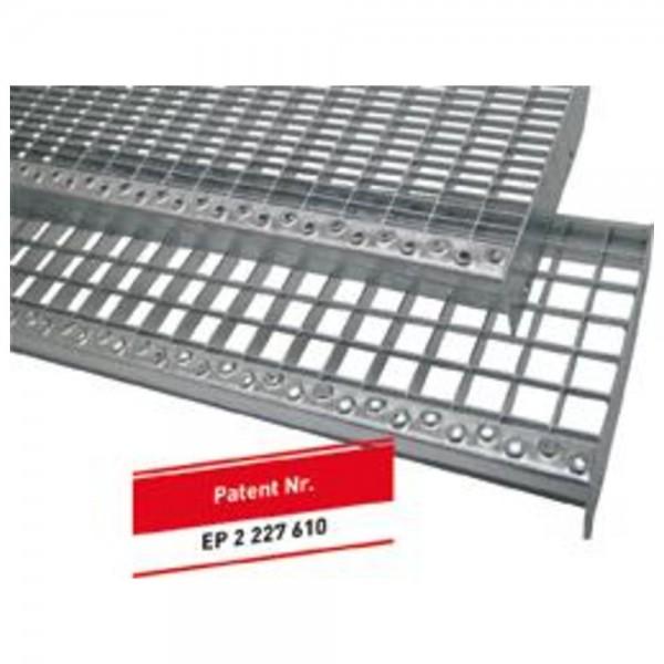 MEA MEAstep XSL 1000 x 270, 20/2, 30/30