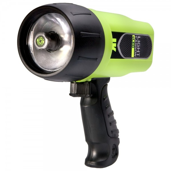 UK Tauchlampe Light Cannon 100 eLED, neongelb, Pistolengriff
