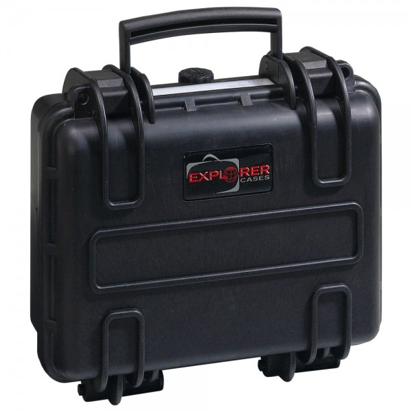 Explorer Cases Transportkoffer Explorer 2712 BE, IP67, leer, schwarz