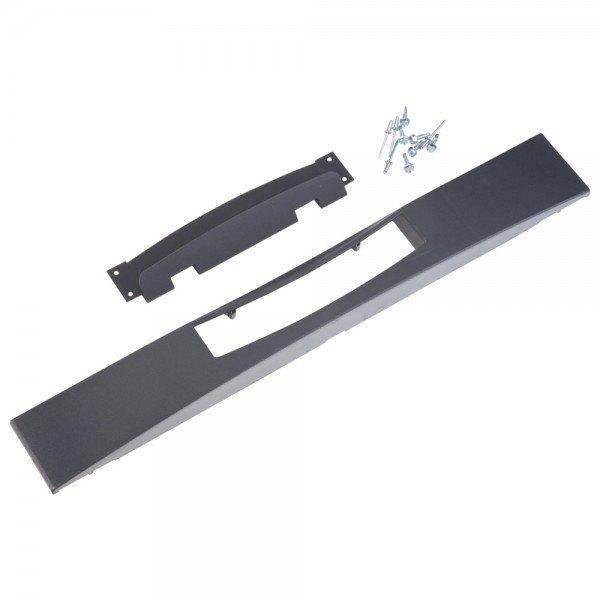 Hazet Frontblende, schwarz, flach 176-051