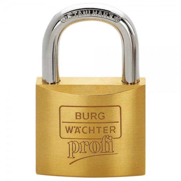 Burg-Wächter Vorhangschloss Vorhängeschloss Serie 116 Profi, Breite 60 mm