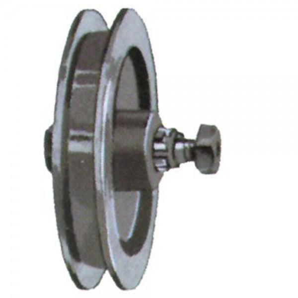 MEA Schiebetorrollen, lose 330426 75 mm