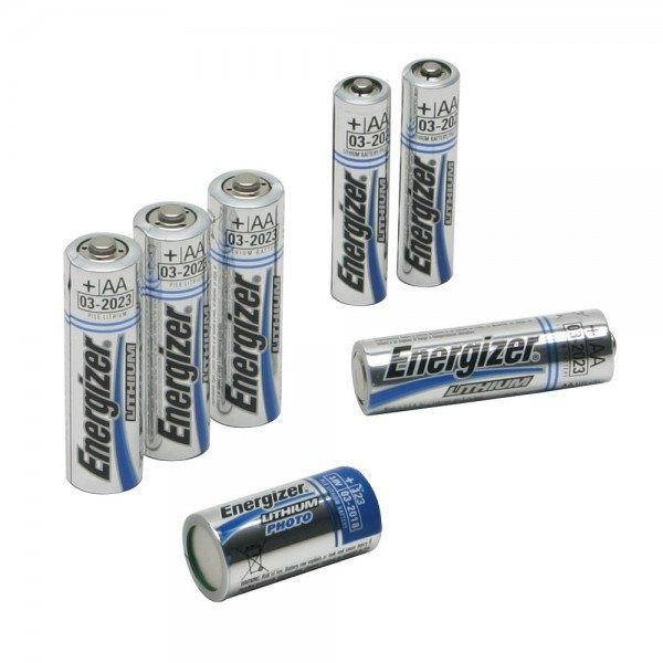 Energizer Lithium Batterie Ultimate, AA/Mignon, 1,5 V